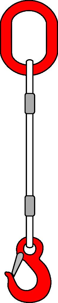 1Ск  (звено Ов-крюк)