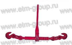Талреп для натяжения цепной с трещеткой, тип RLSP